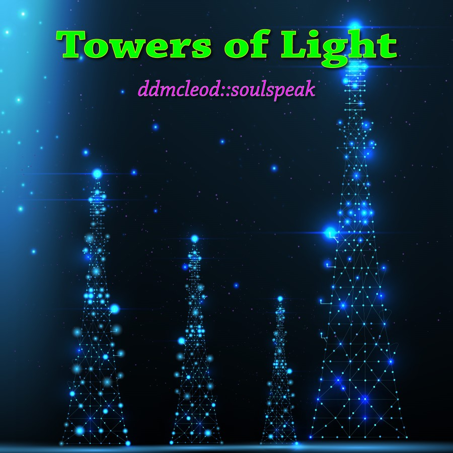 Purchase Towers of Light